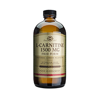 L-Carnitine 1500 mg 473ml, Solgar