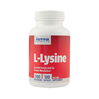 L-Lysine 500mg 100cps, Jarrow Formulas