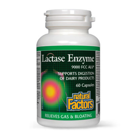 Lactase Enzyme Active 100 cps