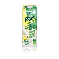 Lapte de orez cu vanilie bio 1 l