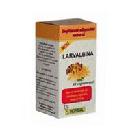 Larvalbina 40 cps, Hofigal