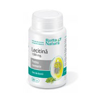 Lecitina 1200 mg 90 cps