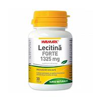 Lecitina forte 1325 mg 30 cps