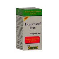 Licoprostat Plus 60 cps, Hofigal