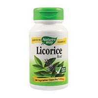 Licorice 450mg 100 cps