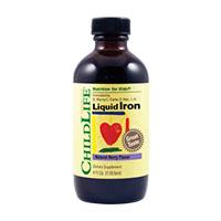Liquid Iron 118,50ml, Childlife