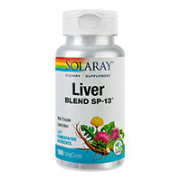 Liver Blend 100 cps, Solaray