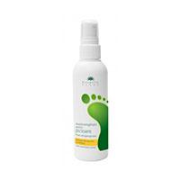 Lotiune antitranspirant pentru picioare cu extract de busuioc si cimbru 100 ml