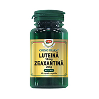 Luteina 10mg Zeaxantina 2mg 60 cps, Cosmo Pharm