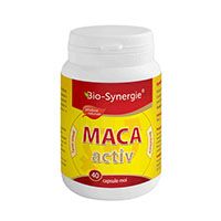 Maca 40 cps, Bio Synergie