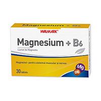 Magnesium + B6 30 tb, Walmark