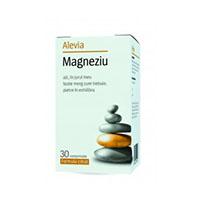 Magneziu (formula citrat) 30 cpr, Alevia