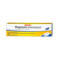 Magneziu Efervescent 20 tb