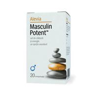 Masculin Potent 30 cpr, Alevia
