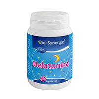 Melatonina 3 mg 30 cps, Bio Synergie