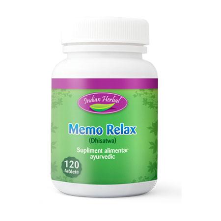 Memo Relax 120 tb, Indian Herbal