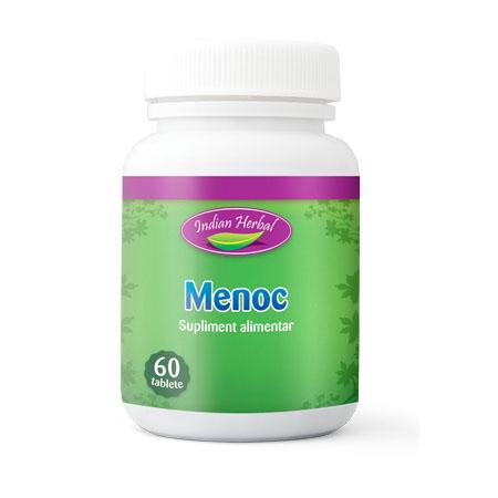 Menoc 60 tb, Indian Herbal