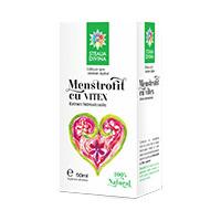 Menstrofit Cu Vitex Tinctura 50ml, Santo Raphael