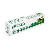 Menthol - pasta de dinti cu argila si plante 50 ml, Vivanatura