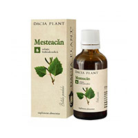 Tinctura de Mesteacan 50ml, Dacia Plant
