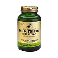 Milk Thistle Extract 60cps, Solgar