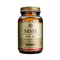 MSM 1000 mg 60 tab, Solgar
