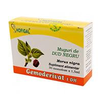 Muguri de dud - Gemoderivat 30 monodoze, Hofigal