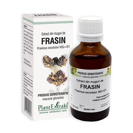 Extract din muguri de frasin 50ml Plantextrakt