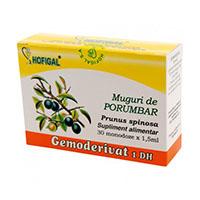 Muguri de porumbar - Gemoderivat 30 monodoze, Hofigal
