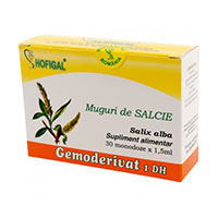 Muguri de salcie - Gemoderivat 30 monodoze, Hofigal