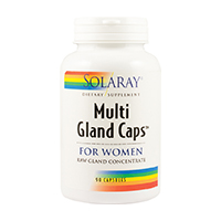 Multi Gland Caps for Women 90 cps, Solaray