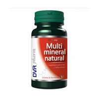 Multimineral natural 60 cps