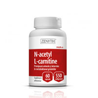 N-Acetyl L-Carnitine 60 cps