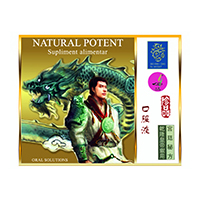 Natural potent 4 fiole, Naturalia Diet