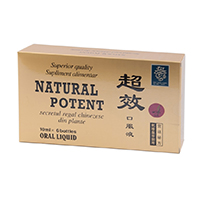 Natural potent 6 fiole, Naturalia Diet