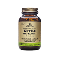 Nettle Leaf Extract 60 cps, Solgar