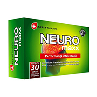 Neuro Maxx 30 cps, Sprint Pharma
