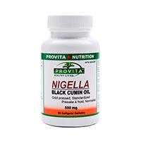 Nigella - Ulei de chimen negru 60 cps