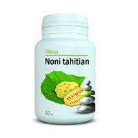 Noni Tahitian 60 cps, Alevia