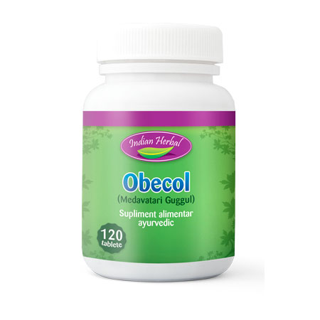 Obecol 120 tb, Indian Herbal