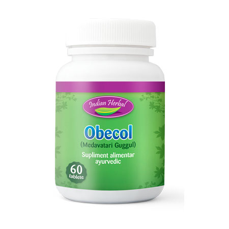 Obecol 60 tb, Indian Herbal