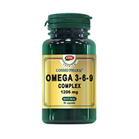 Omega 3-6-9 Complex 1206mg 30cps, Cosmo Pharm