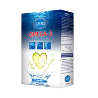 Omega 3 80 cps, Lysi