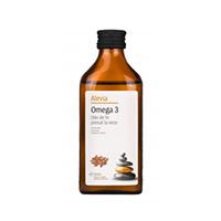 Omega 3 Ulei de In presat la rece 250 ml, Alevia