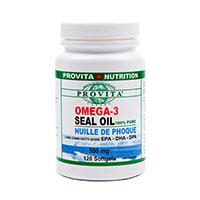 Omega 3 - Ulei de Foca 120 cps