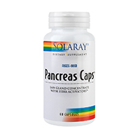 Pancreas Caps 60 cps