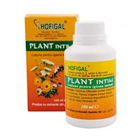 Plant Intim - lotiune pentru igiena intima 100 ml, Hofigal