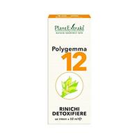 Polygemma 12 - Rinichi detoxifiere 50ml, Plantextrakt