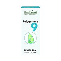 Polygemma 9 - Femei 50+ 50 ml