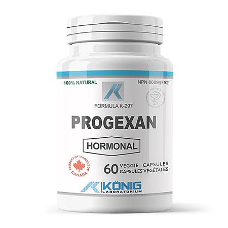 Progexan (Progesteron) 60 cps, Konig Nutrition